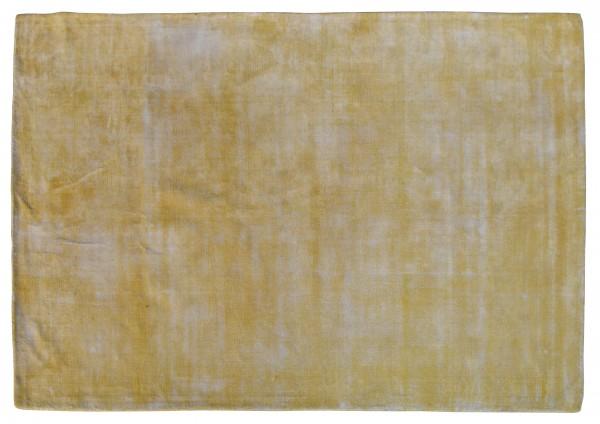 Vintage-Teppich SUN, 170 x 240 cm, gelb/naturfarben