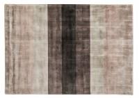 Vintage-Teppich STRIPES, 140 x 200 cm, mehrfarbig