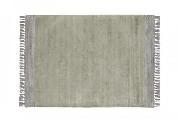 Vintage-Teppich RYAN, 170 x 240 cm, grün