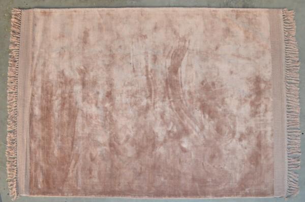 Design-Teppich ROSE, 170 x 240 cm, altrosa