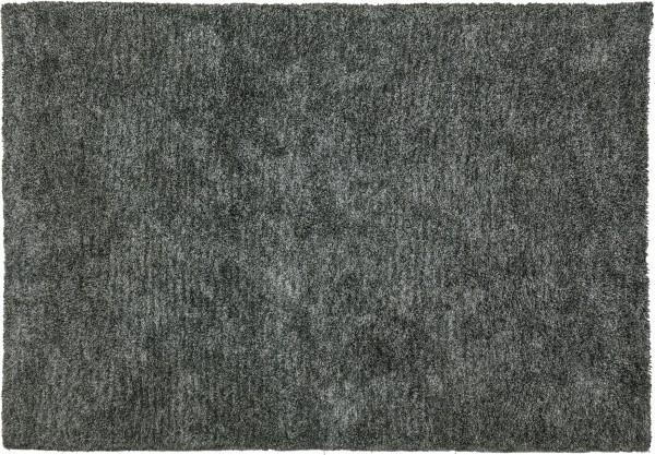 Design-Teppich HYGGELIG, 200 x 300 cm, grau