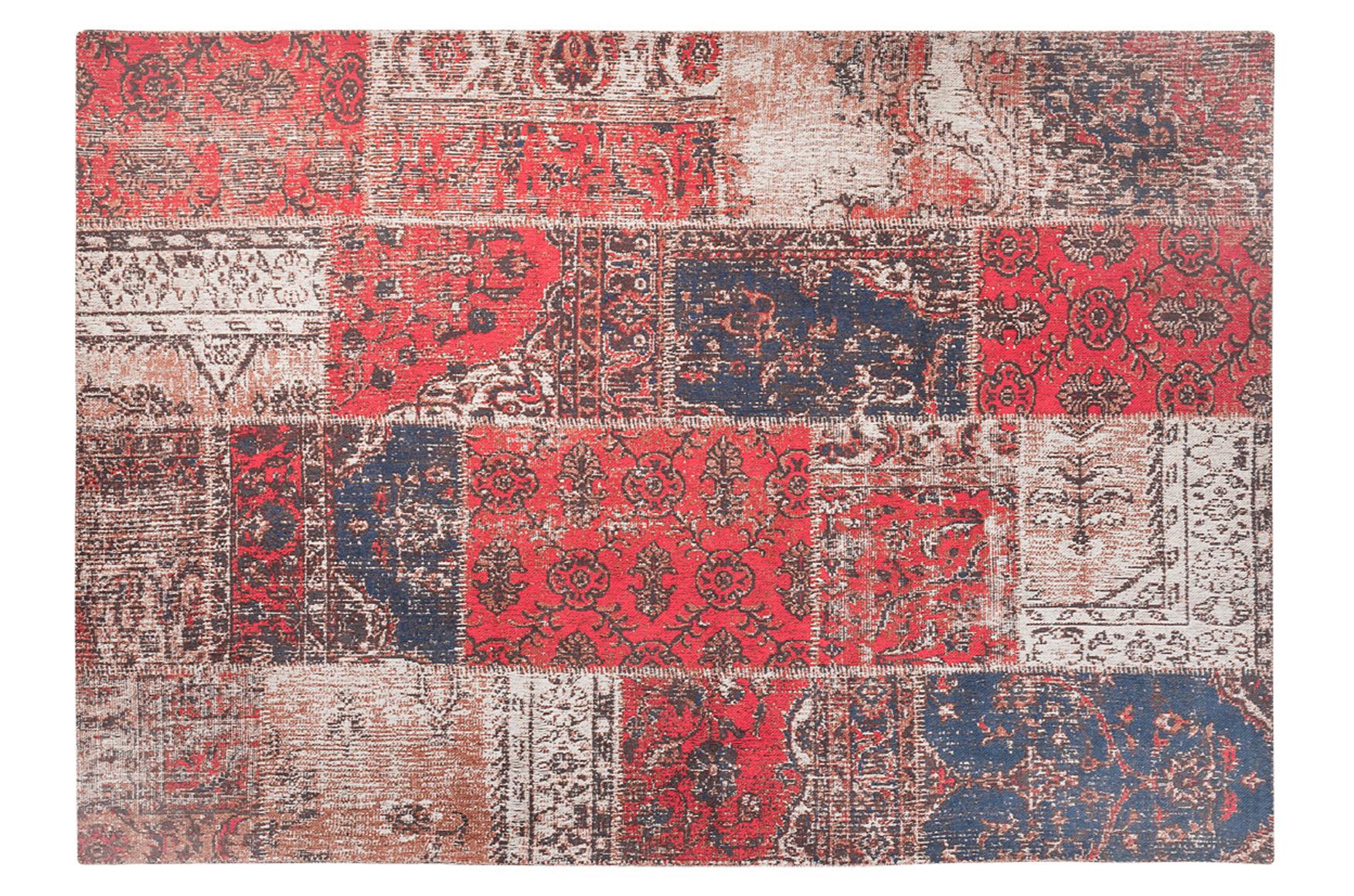 vintage teppich cabernet 200 x 300 cm rot teppich vintage. Black Bedroom Furniture Sets. Home Design Ideas